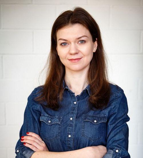 Светлана Гребенькова - креативный директор первого российского бренда профессиональной декоративной косметики PROMAKEUP Laboratory